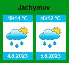 Počasí Jáchymov - Slunečno.cz