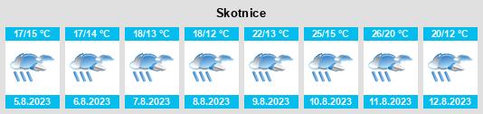 Počasí Skotnice - Slunečno.cz