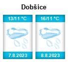 Počasí Dobšice - Slunečno.cz