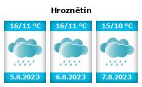 Počasí Hroznětín - Slunečno.cz