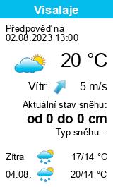 Počasí  - Slunečno.cz