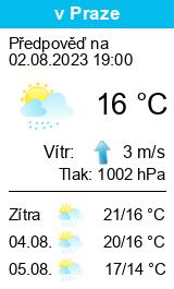 Počasí Hodonín - Slunečno.cz