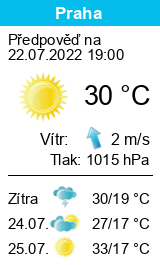 Počasí Borohrádek - Slunečno.cz