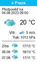 Počasí Uhlířské Janovice - Slunečno.cz