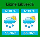 Počasí Lázně Libverda - Slunečno.cz