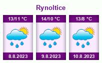 Počasí Rynoltice - Slunečno.cz