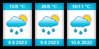 Výhled počasí pro místo Skotnice na Slunečno.cz