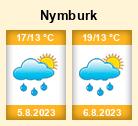 Počasí Nymburk - Slunečno.cz