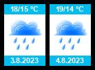 Počasí Bukov - Slunečno.cz