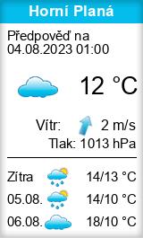 Počasí radar